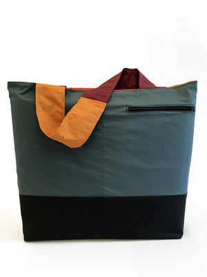 Favorite Bag - Fire/Slate or Spring/Slate Colorways
