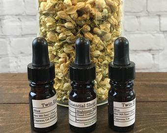Twin Essential Blue facial Oil