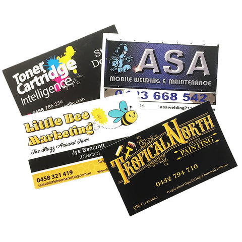 Business Cards Townsville Little Bee Marketing