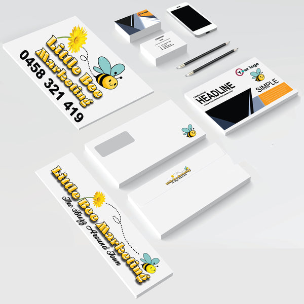 Budget Marketing Print Package Little Bee Townsville