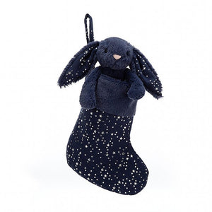 Jellycat stardust bunny stocking