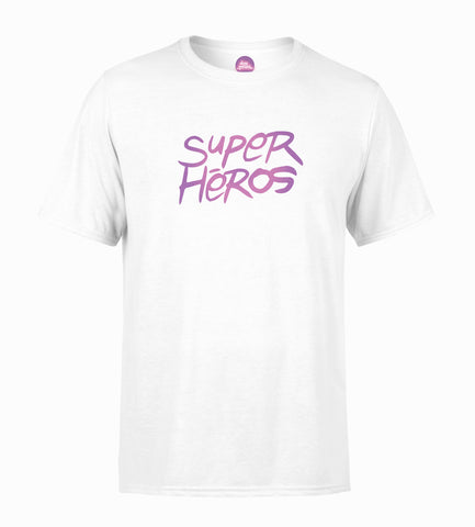 T-shirt Super Héros - Couleurs