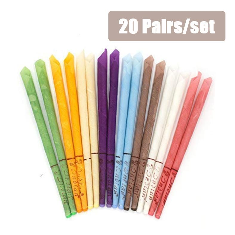 Earwax Candle Set (20 pairs)