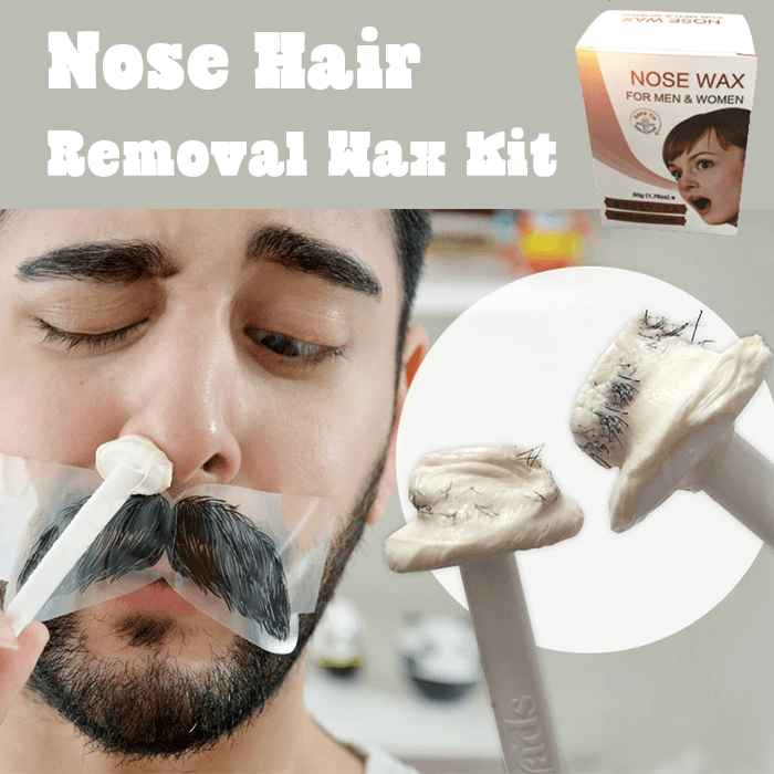 Nose Hair Removal Wax Kit