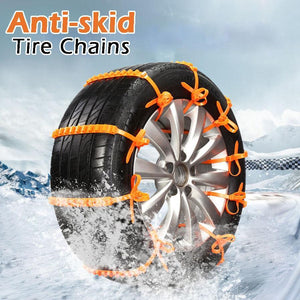 Anti-skid Tire Chains