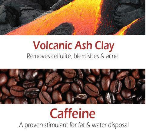 Volcanic Clay Coffee Slimming Soap Bar