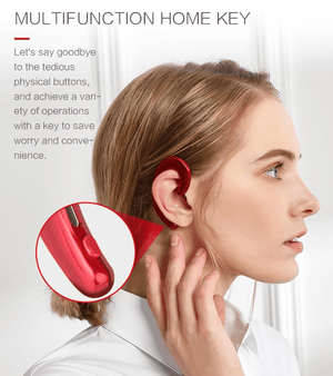 Bone Conduction Wireless Earphone