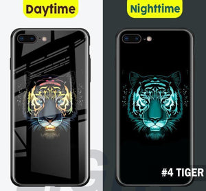 Glow-in-the-Dark Luminous Phone Case