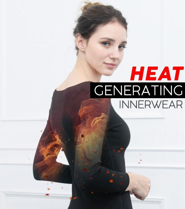 Heat Generating Innerwear (One Size)