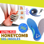 Ultra-Flex Honeycomb Gel Insoles
