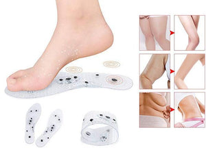 Acupressure Magnetic Slimming Insoles