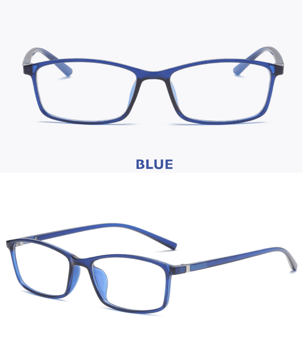 All-Round Protective Anti Blue Light & UV Glasses
