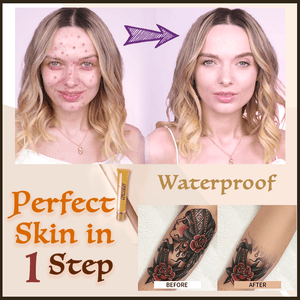 Waterproof Perfect Coverage Concealer