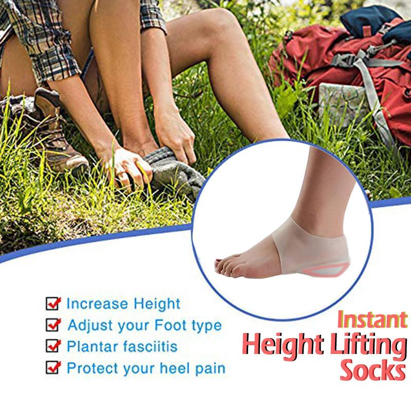Instant Height Lifting Socks