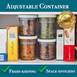 Adjustable Container