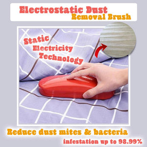 Electrostatic Dust Removal Brush