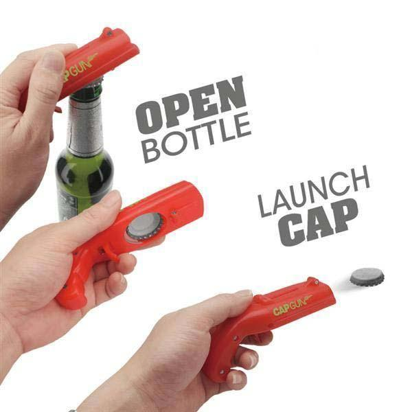 Toy Gun Bottle Opener