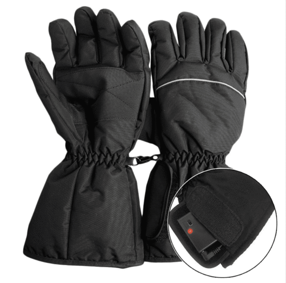 Ultimate Waterproof Heated Gloves