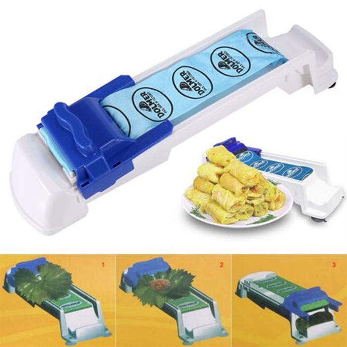 Grape & Vegetable Meat Roller