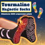Tourmaline Magnetic Socks