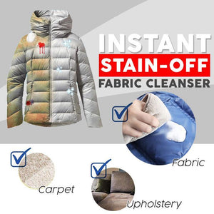 Instant Stain-off Fabric Cleanser