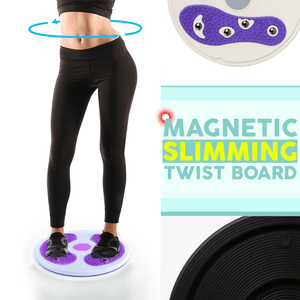 Magnetic Slimming Twist Board