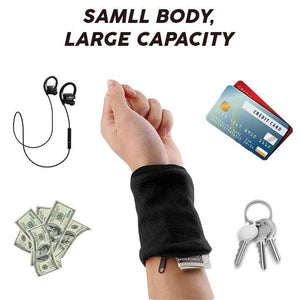 Multifunctional Wrist Wallet