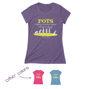POTS: The Undoing T-Shirt (Women's - runs small)