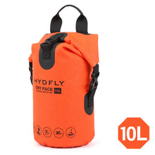 Load image into Gallery viewer, Outdoor Waterproof Dry Bag River Trekking Floating Roll-top Backpack Drifting Swimming camping Water Sports Dry Bag 10/15/20L