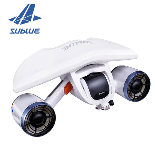Sublue Whiteshark Mix Underwater Scooter for GoPro HERO 5 Black HERO 6 Black for Diving Swiming Snorkeling in the Water