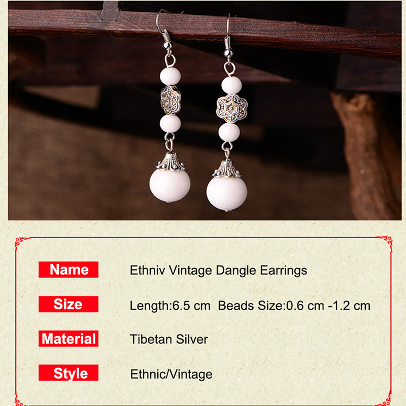 "3/""1//2 Glossy Texture Metal Dangling Drop Earrings Hook Fashion Women"