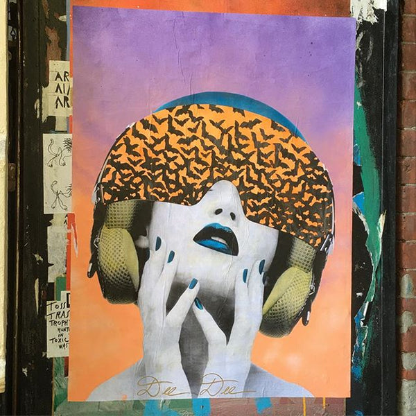 DeeDee street art, New York City