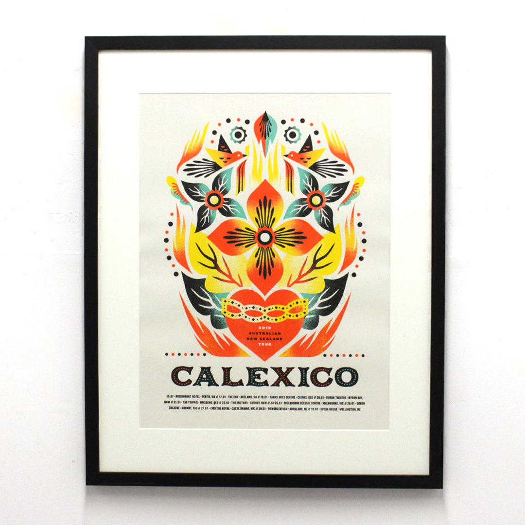Calexico by Zoca Studio (Framed)