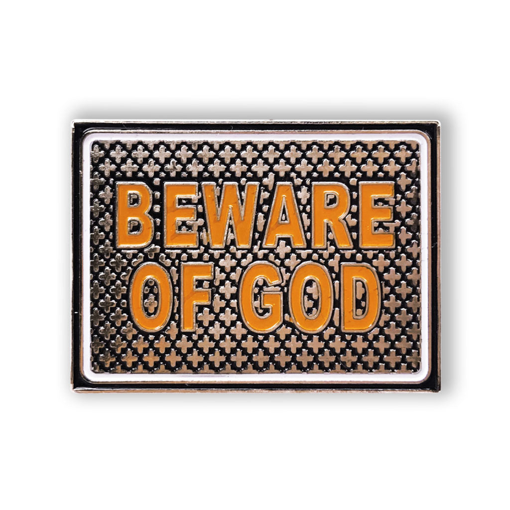 color:Beware Of God