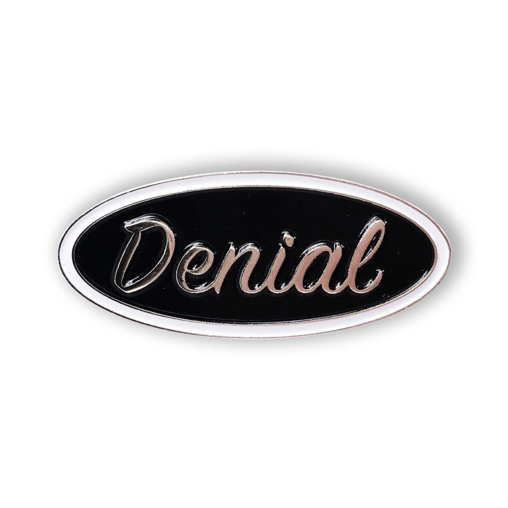 color:Denial Worker Badge