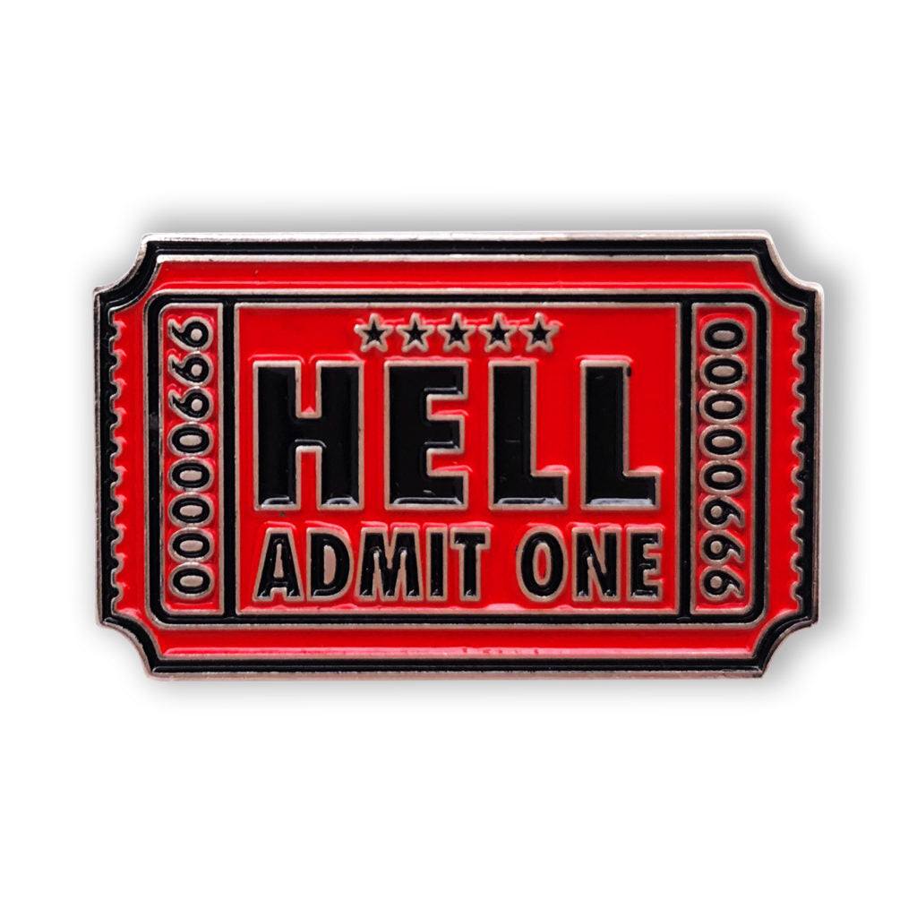 color:Hell Ticket