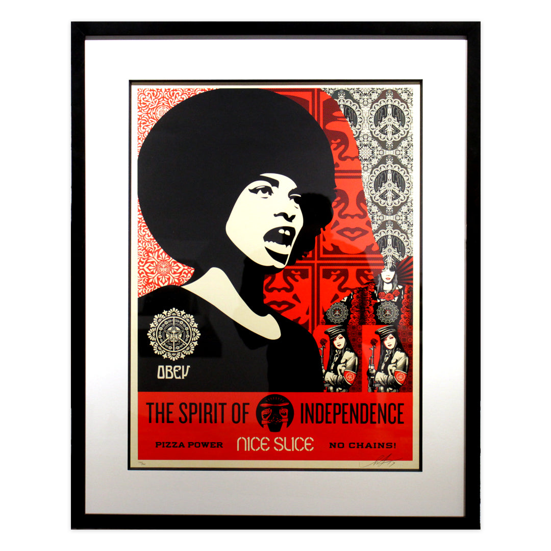 Spirit of Independence (Angela Davis - Nice Slice)