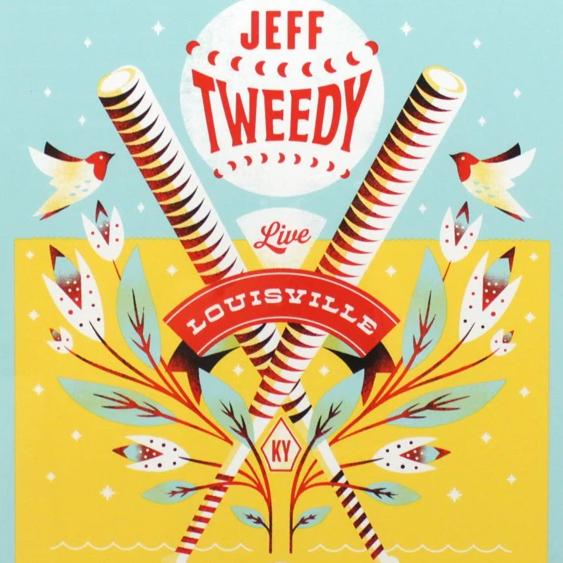 Jeff Tweedy by Zoca Studio (Framed)
