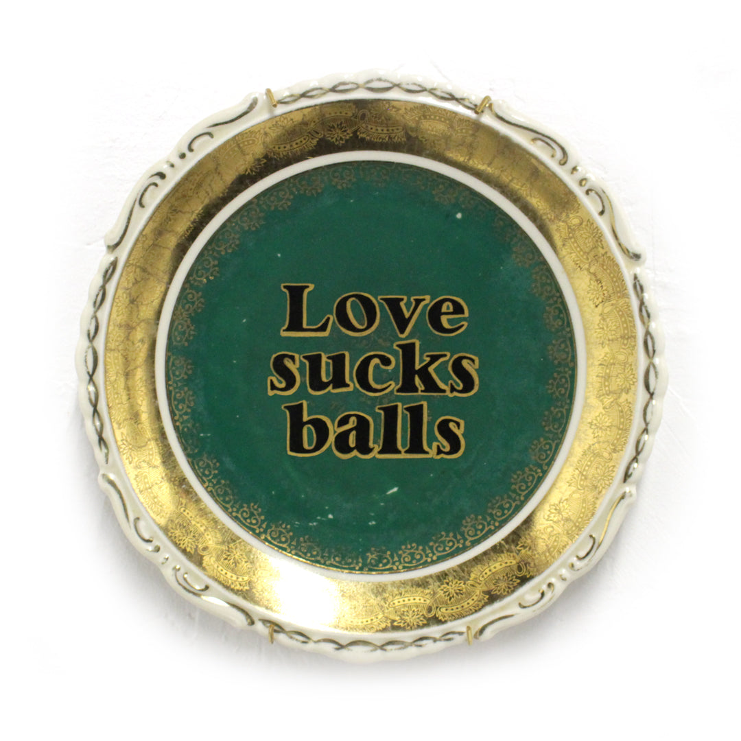 Love Sucks Balls