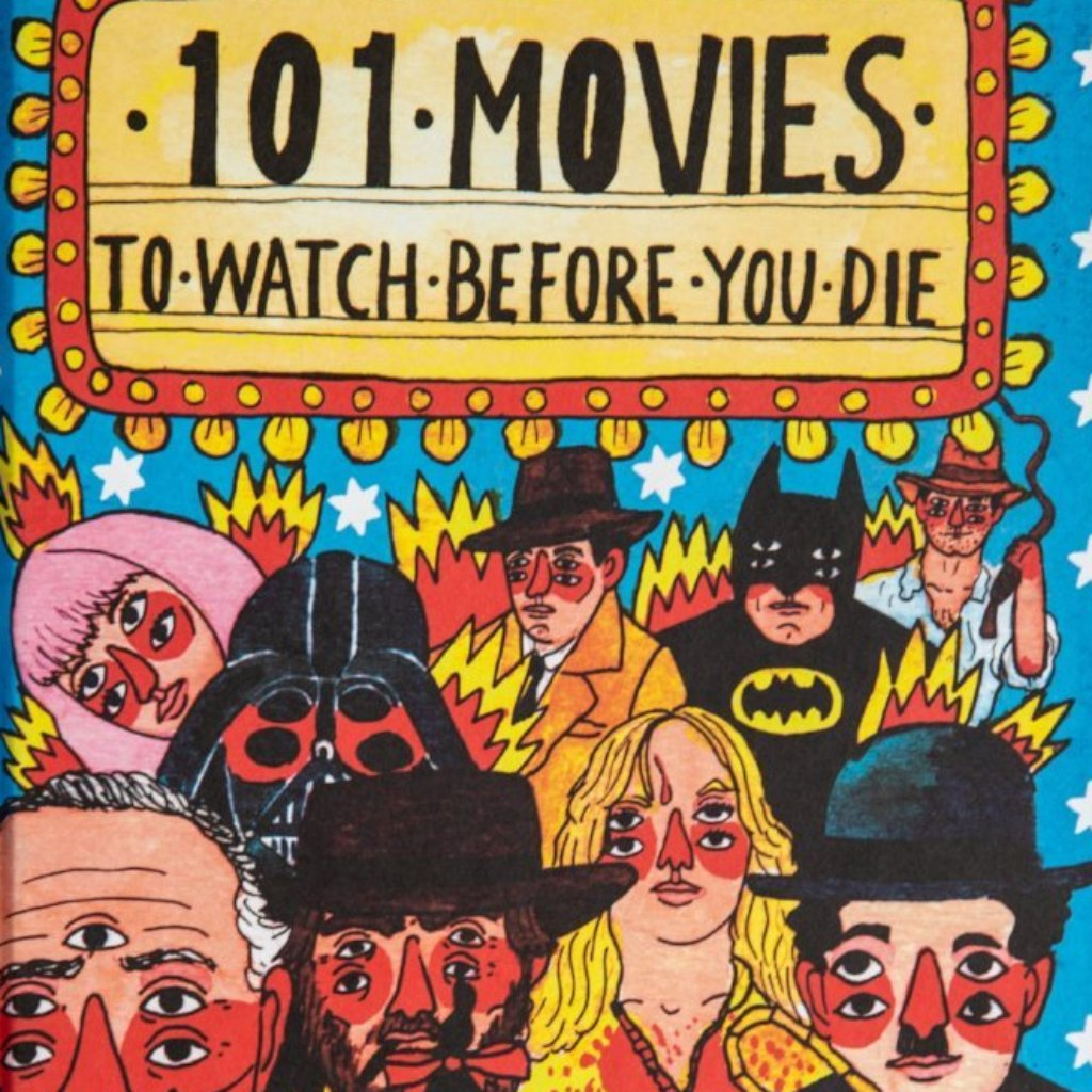 Ricardo Cavolo: 101 Movies to Watch Before you Die