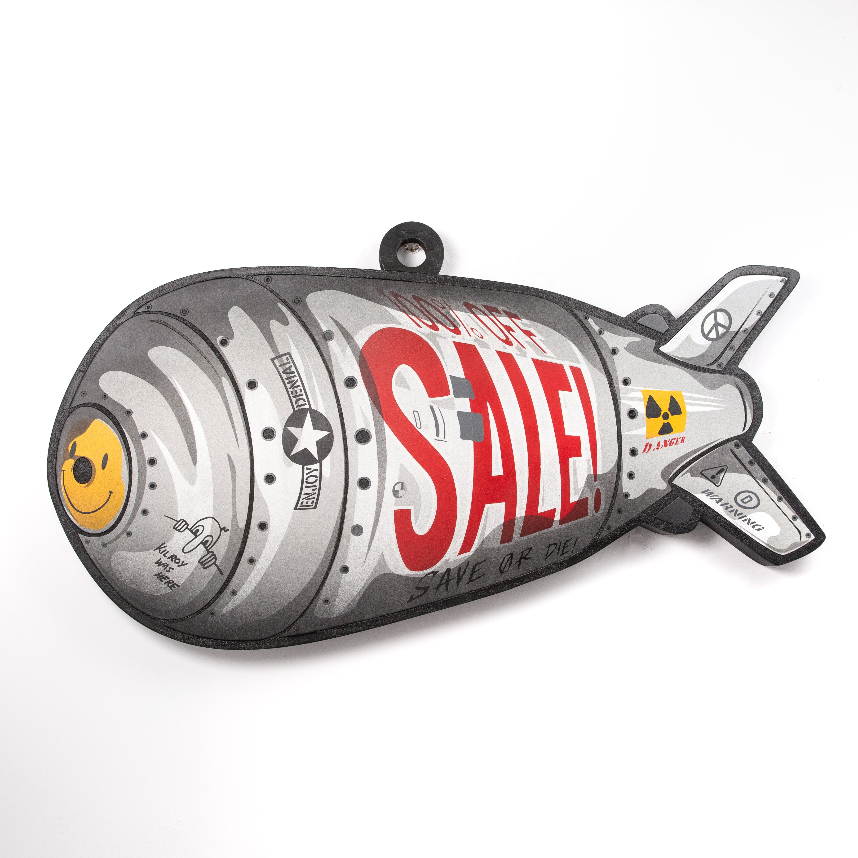 Bomb Sale (2 Sided Spinner)