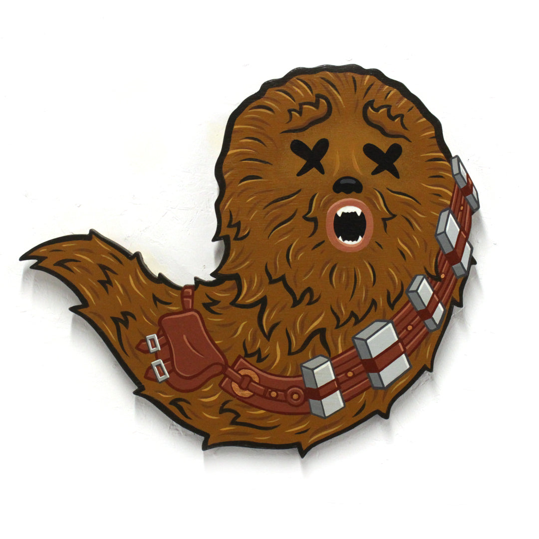 The Ghost of Chewie