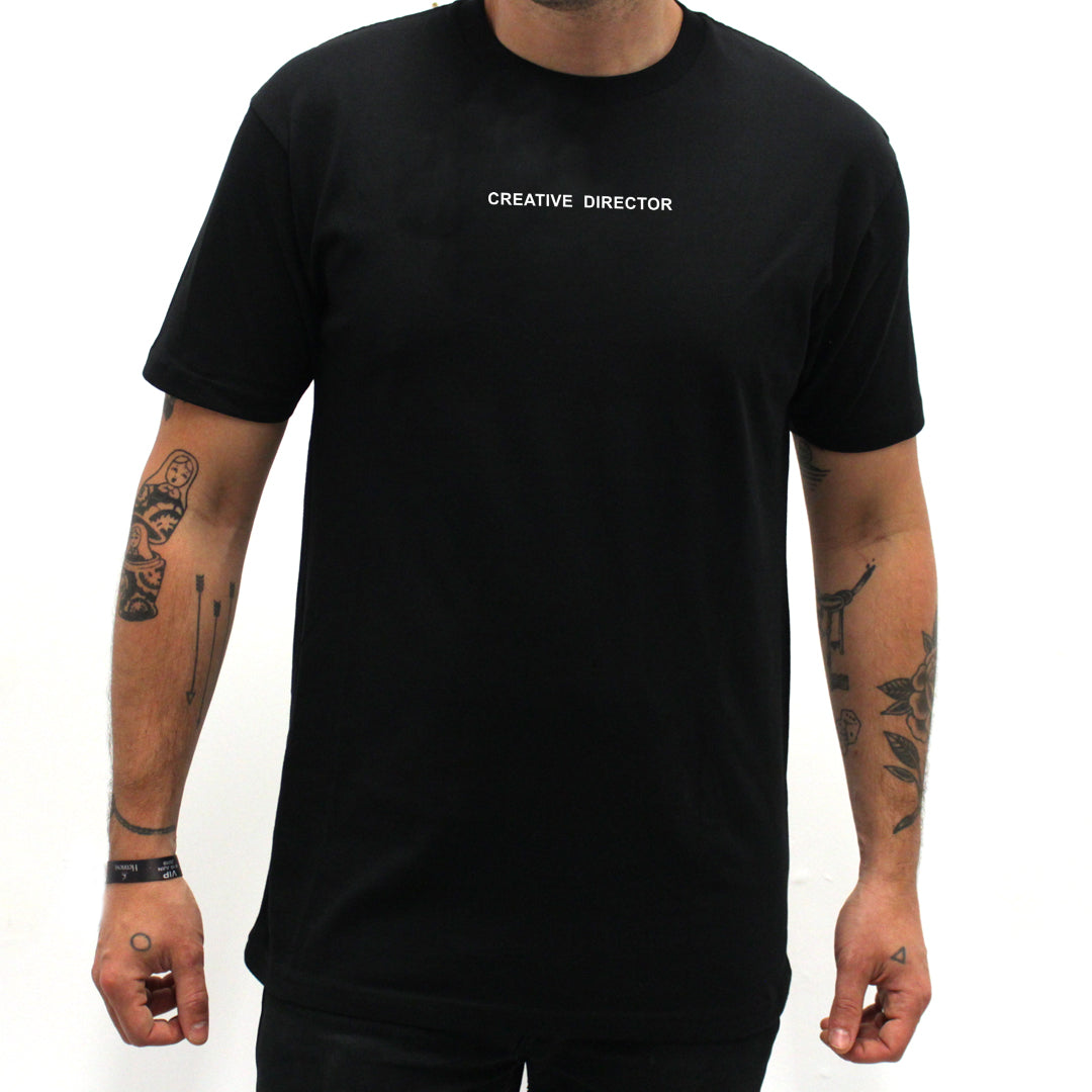 Creative Director - Short Sleeve T-Shirt