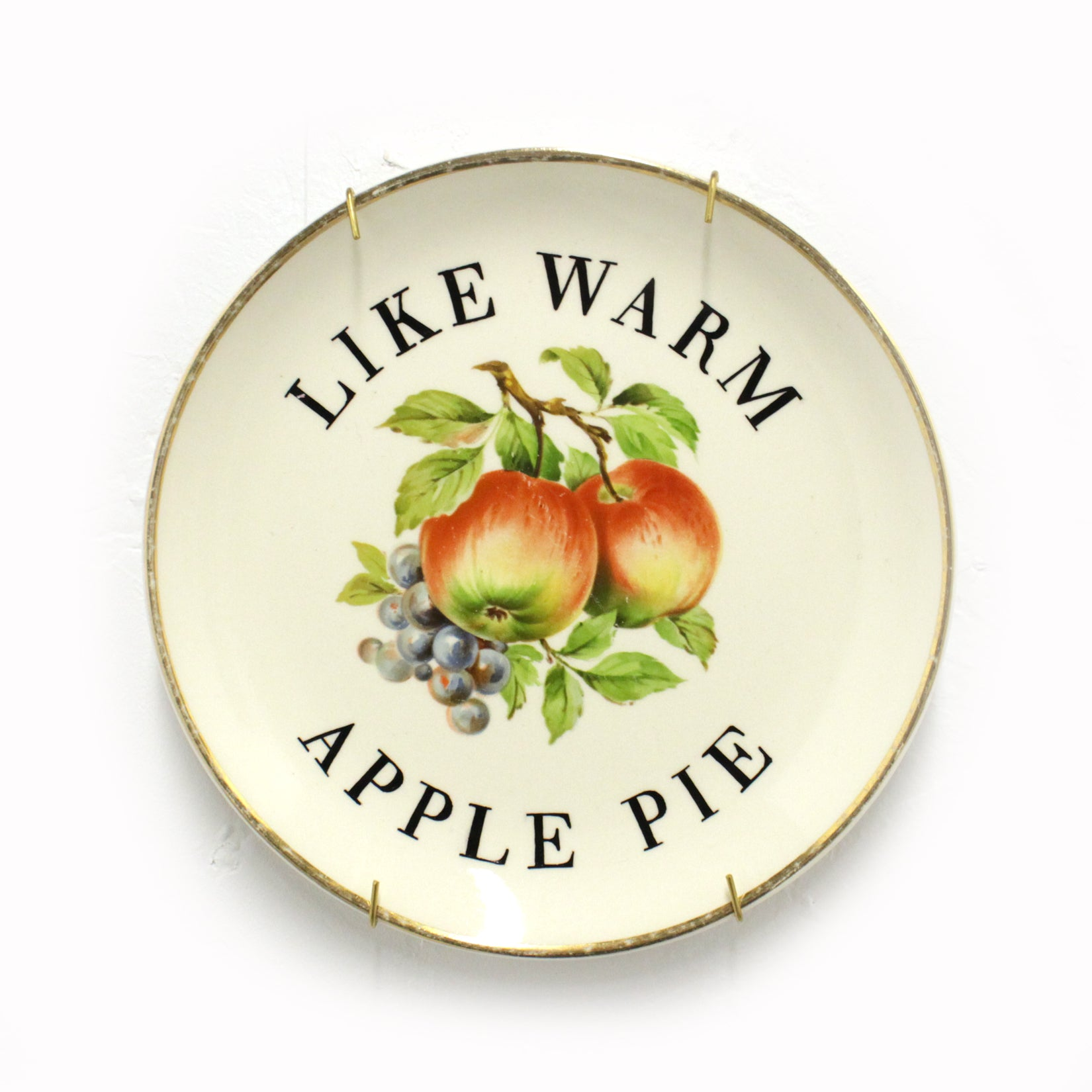 Like Warm Apple Pie