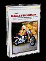 Clymer Repair Manual For Softail 1984 - 1999
