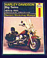 Haynes Repair Manual For Big Twin (1970-1997)