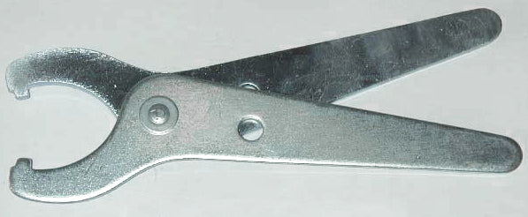Shock Spanner (Works On V-Twins 1958-Later, XL 1958-1974)