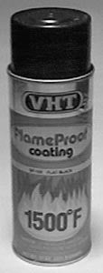 VHT 1500 Degree Flame Proof Coating