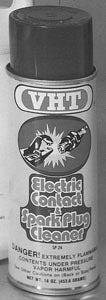 VHT Electric Contact & Spark Plug Cleaner (16 Ounce)