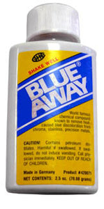 Blue Away Chrome Heat Stain Remover